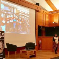 My Lecture at Cambridge University: Engaging Youth in Climate Change through Journalism