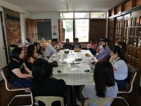 Philippine workshop participants