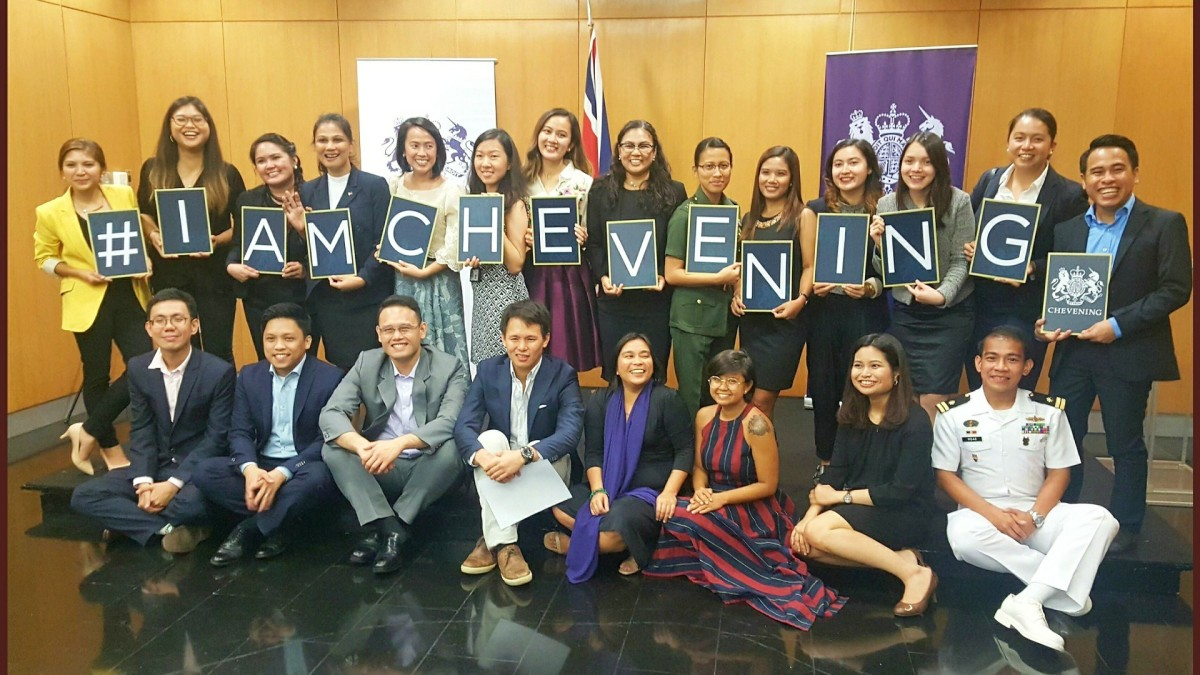 #MyCheveningJourney: Applying, getting accepted, and living the Chevening dream