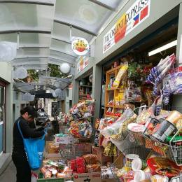 My Favourite Asian shop at the Norwich market